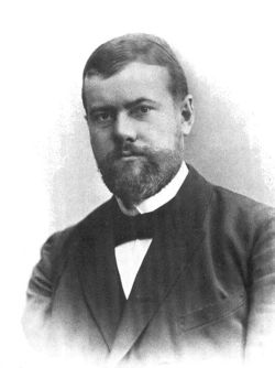 250px-Max Weber 1894